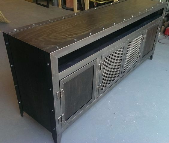 Industrial Media Console